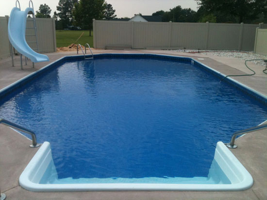 New Wave Pools South Carolina S Swimming Pool Renovation